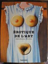 LIVRE  EROTIQUE DE L'ART - ANGELIKA MUTHESIUS / GILLES NERET - TASCHEN