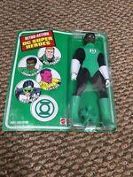 """DC Comics JOHN STEWART 8"""" Retro Action Figure MATTEL Green Lantern Sealed!"""