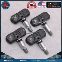 4x Tire Pressure Sensor 315MHz TPMS PMV-107J 4260733021 For Toyota Lexus Scion