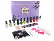 Konad Stamping Nail Art A Set Acrylic Gel original nail Ideal Gift Salon Quality