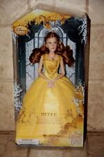 """NIB Disney Belle Film Collection Doll Beauty & the Beast Live Action Film 11.5"""""""