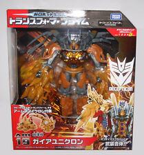 Transformers PRIME TAKARA AM19 Unicron