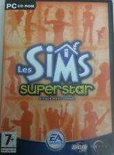 Les Sims Super Star Extension PC