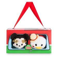 Miniplüsch Tsum Tsum MICKY & DONALD ROM BOX SET, Disney