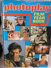 PhotoPlay Film year book 1977 vg condition
