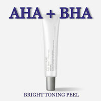Glycolic Acid AHA Salicylic Acid BHA Toning Peel Face Serum Exfoliate Whitening