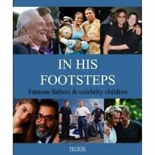 In His Footsteps by Birgit Krols Hardcover Book (English)