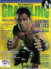 Antonio Rodrigo Nogueira Signed 08 Ultimate Grappling Magazine PSA/DNA UFC Pride