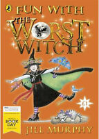Fun with the Worst Witch by Jill Murphy (Paperback, 2014)