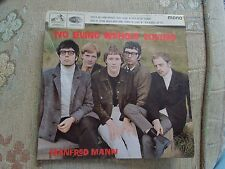 "Manfred Mann No Living Without Loving RARE 7"" Single"
