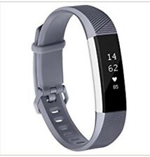 Fitbit Alta HR Bands, Vancle  Alta Band Replacement Wristband / Grey / Small