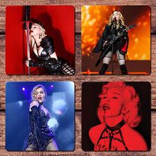 Madonna Coaster Set NEW Rebel Heart Living for Love Girl Gone Wild