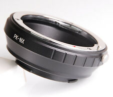 PK Pentax K Lens to Samsung NX mount adapter ring NX1000 NX210 NX20 NX200 NX11 5