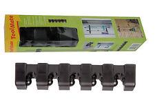 Geräteleiste Besenhalter Gerätehalter Gerätehalterung Stielhalter Werkzeughalter