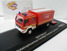 MAN Feuerwehr Modellautos, - LKWs & -Busse von Rietze
