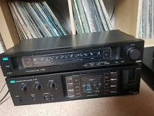 Vintage Sansui A-707 Stereo Integrated Amplifier and Sansui T-505L tuner