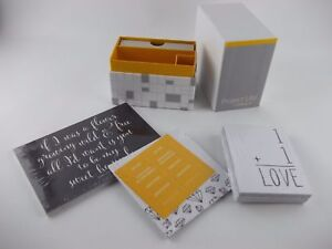 Stampin Up Project Life LOVE STORY Card Collection Kit, Retired 135308 Wedding