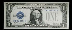 1928-B $1 Silver Certificate Uncirculated