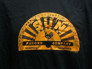 Officially Licensed Sun Records T-Shirt