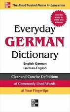 Everyday German Dictionary - Acceptable - Collins - Paperback