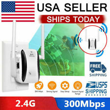 WiFi Range Extender Internet Booster Network Router Wireless Wifi Repeater