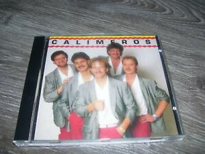 Calimeros - Untitled * Disky CD Holland 1988 RARE Schlager  / Polka *