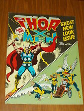 THOR MIGHTY AND THE X-MEN #20 MARVEL BRITISH WEEKLY 31 AUGUST 1983^
