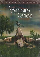 """ Vampire diaries - Integrale Saison 1"" - Coffret 5 dvd     NEUF SOUS BLISTER"
