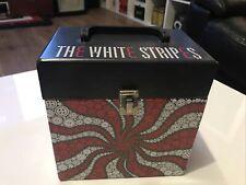 """The White Stripes """" Buttons"""" 7"""" Record Box Rare Third Man Jack White TMR"""