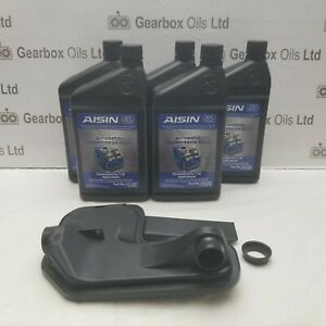 ford mondeo ghia automatic gearbox oil filter genuine aisin fluid type iv