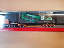 Herpa 310895 - 1/87 MB Actros SLT Pendel-X-SZ mit Liebherr Raupenbagger