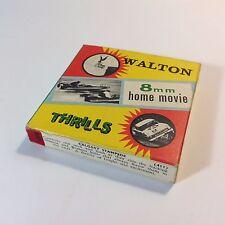 Vintage 8mm Movie CALGARY STAMPEDE