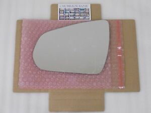 LD338 Replacement Mirror Glass FOR 2010-16 CADILLAC SRX Driver Side View Left LH