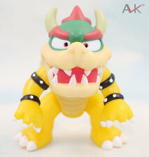 10cm Super Mario Bros. Bowser pvc action figure toys for kids gift