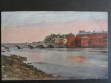 Ireland LIMERICK Thomond Bridge c1907 - Norfolk WATTON DUPLEX 794
