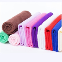 Durable Microfiber Soft Dry Body Shower Cloth Car Cleaning Towel Duster