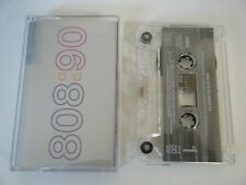 808 STATE NINETY 90 CASSETTE TAPE ZTT UK 1989