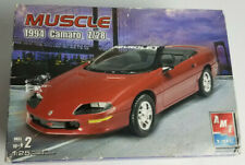 1994 Chevrolet Camaro Convertible Z/28 Model Kit Amt Ertl 1/25