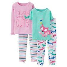 d6f299205 Carter s Girls  Long Sleeve Sleeve Pajama Set Sleepwear (Sizes 4 ...