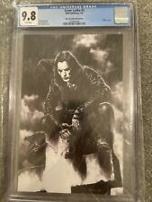 THE CROW LETHE #3 CGC 9.8 MICO SUAYAN  VIRGIN VARIANT COVER SOLD OUT BRANDON LEE