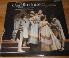 DDR-DISCO + cosi Fan Fan + Mozart + eterna VINILE LP