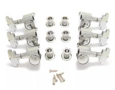 Grover Super Rotomatics Tuner Set - 3R3L Chrome