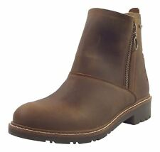Fly London SHIN054FLY MOCCA TIMPA Gore-Tex Waterproof Leather Boots