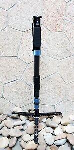 Sirui P-324SR Carbon Fiber Monopod w/ Three Stand Feet