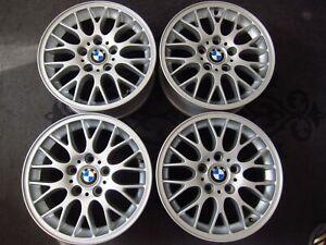 "4x gen. BMW 3-Series Rims Alloy Wheels Aluminium E36 E46 Style 42 1095058 16"" !!"