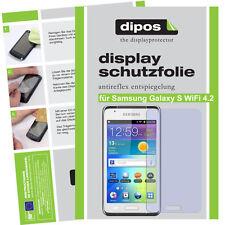 1x Samsung Galaxy S WiFi 4.2 Pellicola Prottetiva Antiriflesso Proteggi Schermo