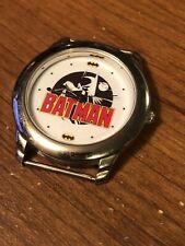 Vintage Batman Watch (Giordano) Batman Vintage 1980's Mens Watch