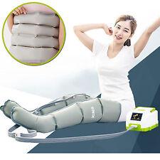 Unix Uam-6000 Air Miracle2 Air Compression Massager (Machine + Leg + Waist Cuff)