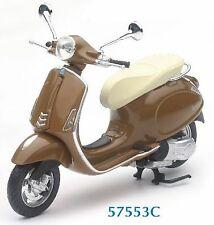 NewRay Models Vespa Primavera Maroon - 1:12