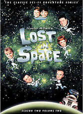 LOST IN SPACE The Second Season Volume 2 Two DVD 4-Disc Set Sci-Fi Classic